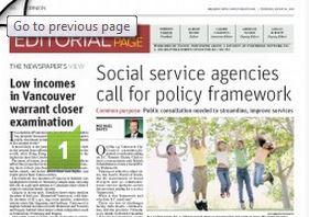 SOcial agencies call