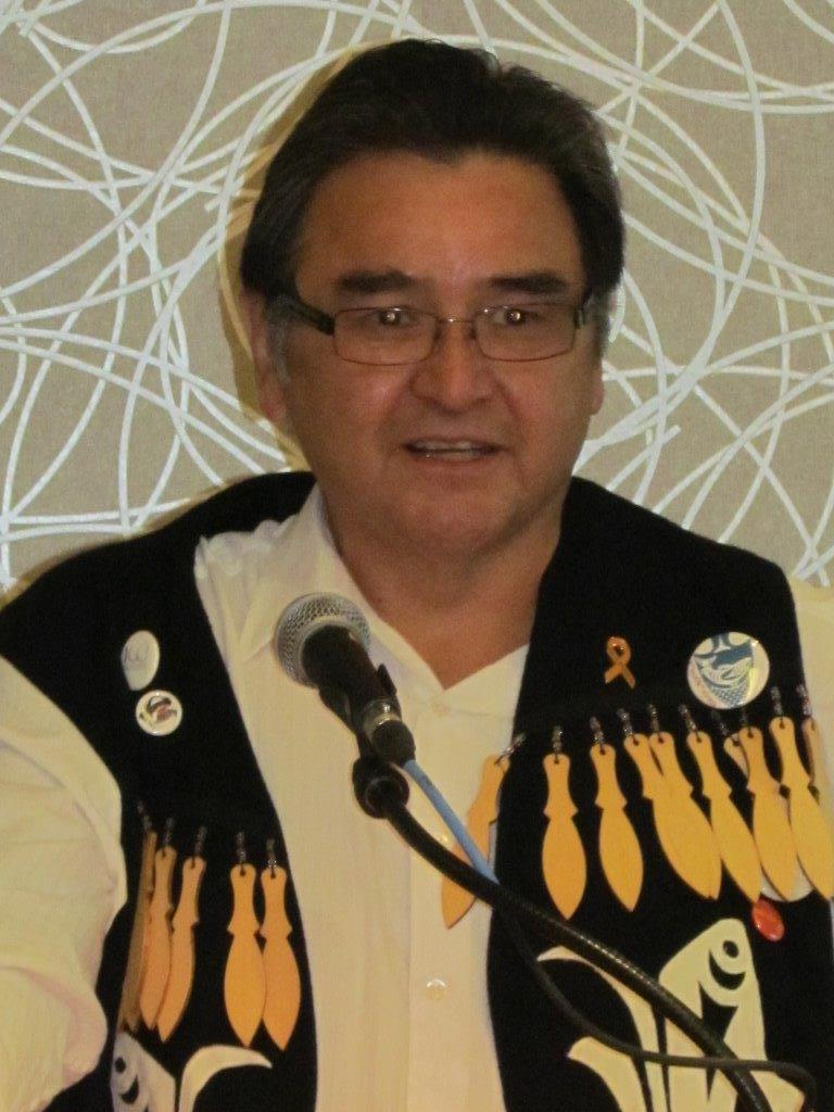 Henry Charles Aboriginal Elder opening 2015 Conference