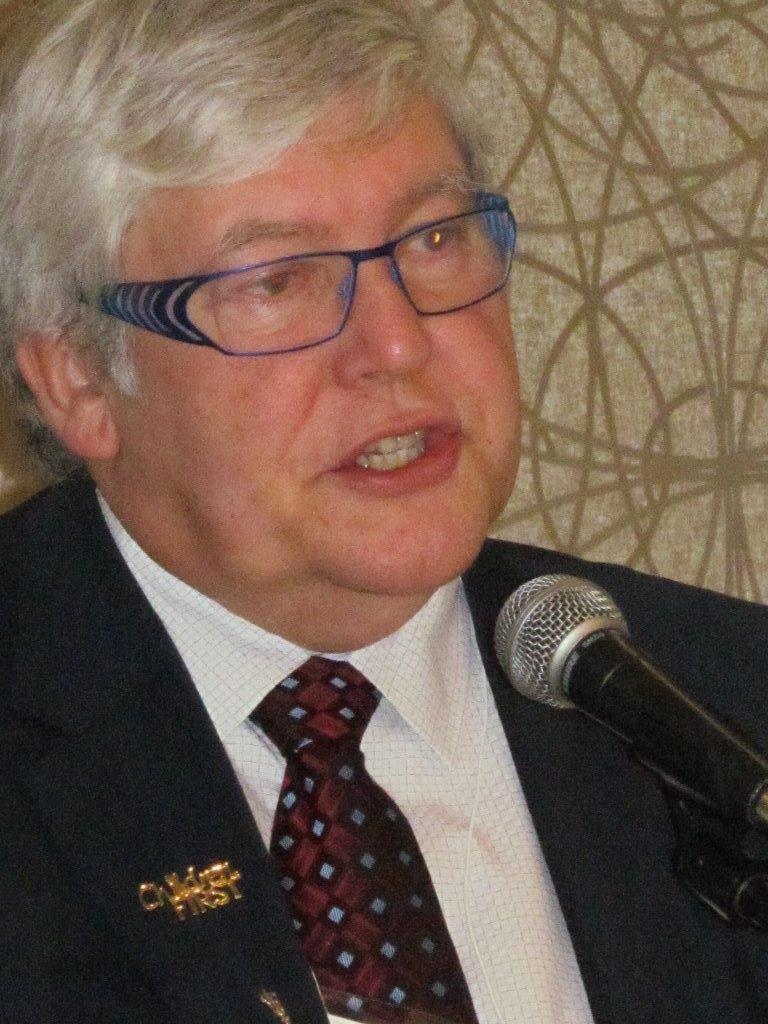 Dave Hancock, former Interim Premier of Alberta